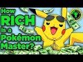 Game Theory: How RICH is a Pokemon Maste...