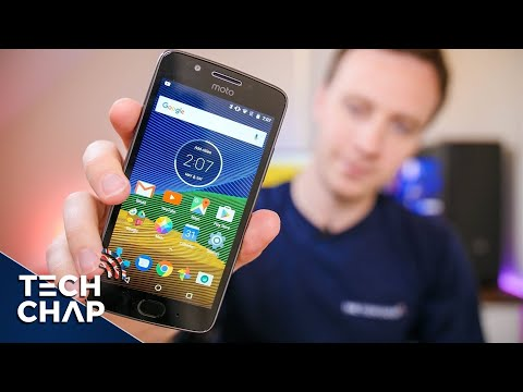 Moto G5 Review - It's JUST £160! | The Tech Chap