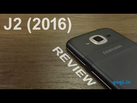 Samsung Galaxy J2 (2016) full review in 8 minutes