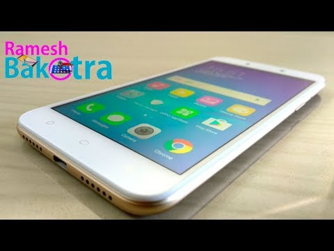 Oppo A71 Full Review and Unboxing