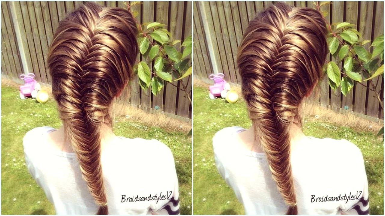 how to do a french braid on yourself step by step for beginners