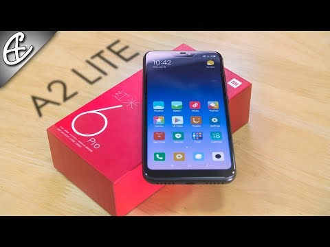Xiaomi Redmi 6 Pro (a.k.a Mi A2 Lite) Unboxing & Hands On Overview