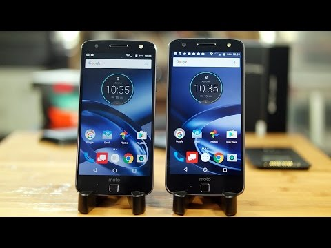 Moto Z and Moto Z Force Review: More than just mods? | Pocketnow