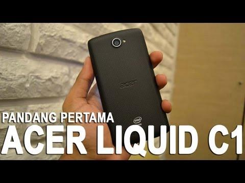 Pandang Pertama : Acer Liquid C1