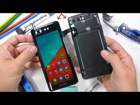 Dual Screen Smartphone Teardown! - How does it work?!