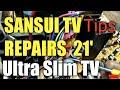 SANSUI TV REPAIRS  21