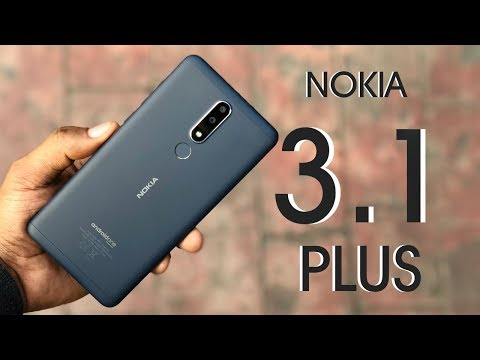 Nokia 3.1 Plus Unboxing and Review -  Android 9 Pie Update