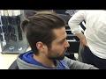 Uzun İtalyan Erkek Saç Modeli ve Kesim...