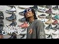 Wiz Khalifa Goes Sneaker Shopping With C...