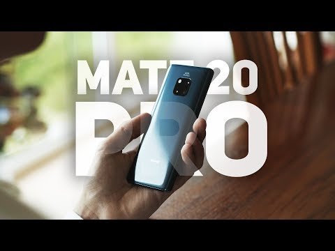 Mate 20 Pro - After the Ban!  (2019 review)