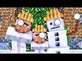 Snowman & Villager Life: FULL ANIMATION ...