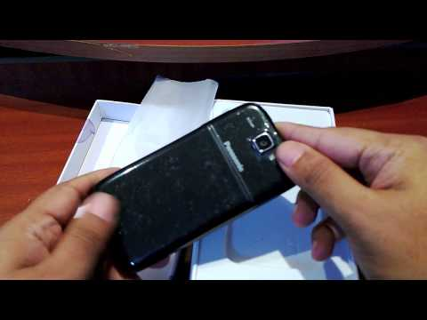 Panasonic T11 Unboxing