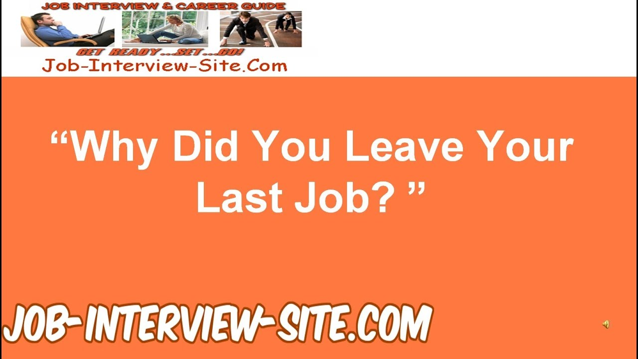 best reasons for leaving a job on a resume resume ideas