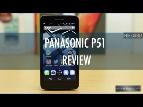 Panasonic P51 review
