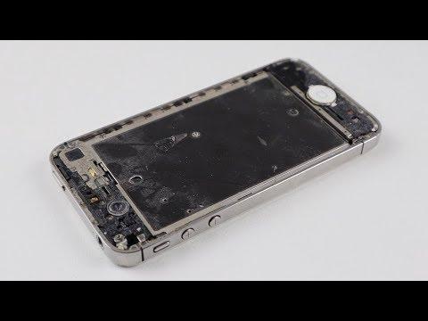Restoring Apple's strangest iPhone Model - iPhone 4 CDMA