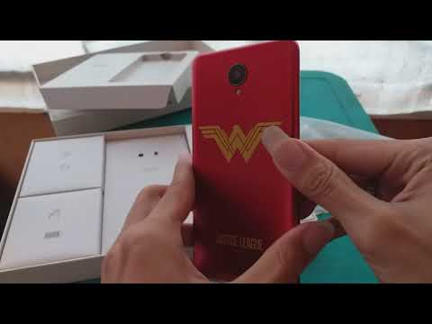 Unboxing Hp 800 ribuan, Haier G7 JUSTICE LEAGUE