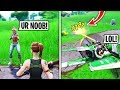 I Met A Toxic 12 Year Old in Fortnite Pl...