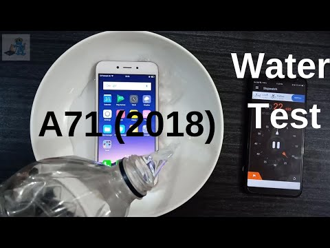 oppo A71(2018) water test    OPPO A71(2018) In Watter then??    Android Corridor  