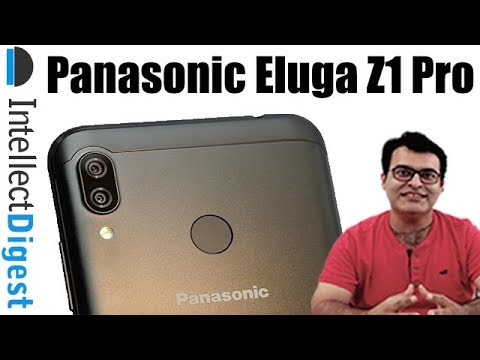 Panasonic Eluga Z1 Pro Unboxing & Features Overview