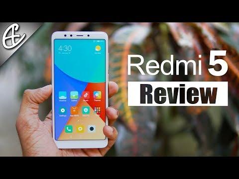 Xiaomi Redmi 5 Review - A Class Apart!