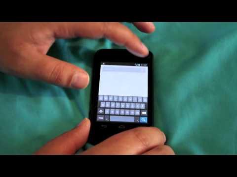 Vodafone Smart Mini Overview