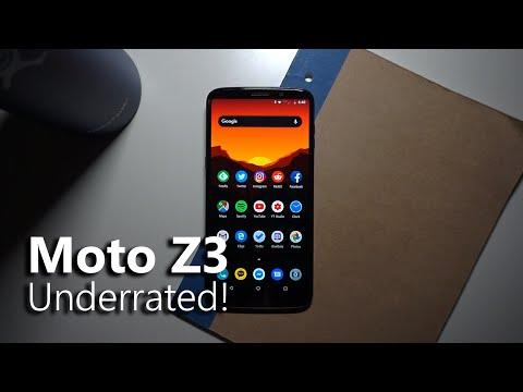 Motorola Moto Z3 Long Term Review: Underrated!