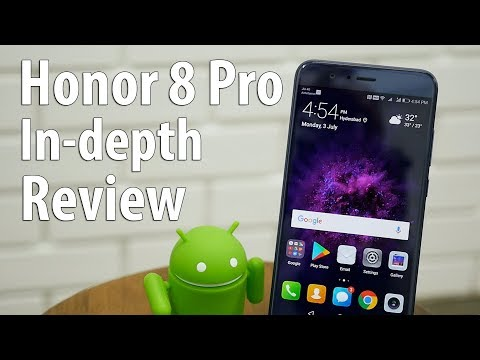 Honor 8 Pro In-depth Review with Pros & Cons - It's almost there