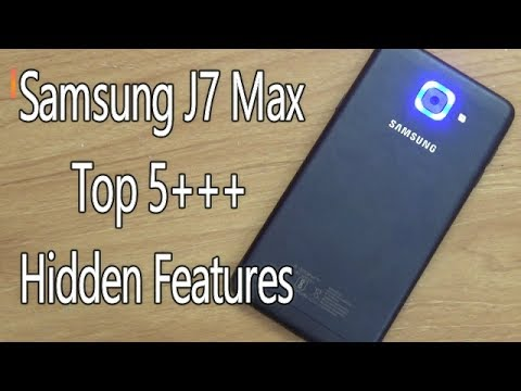 Samsung Galaxy J7 Max Hidden Features , Best Features , Advance Features !! Tips & Tricks !! HINDI