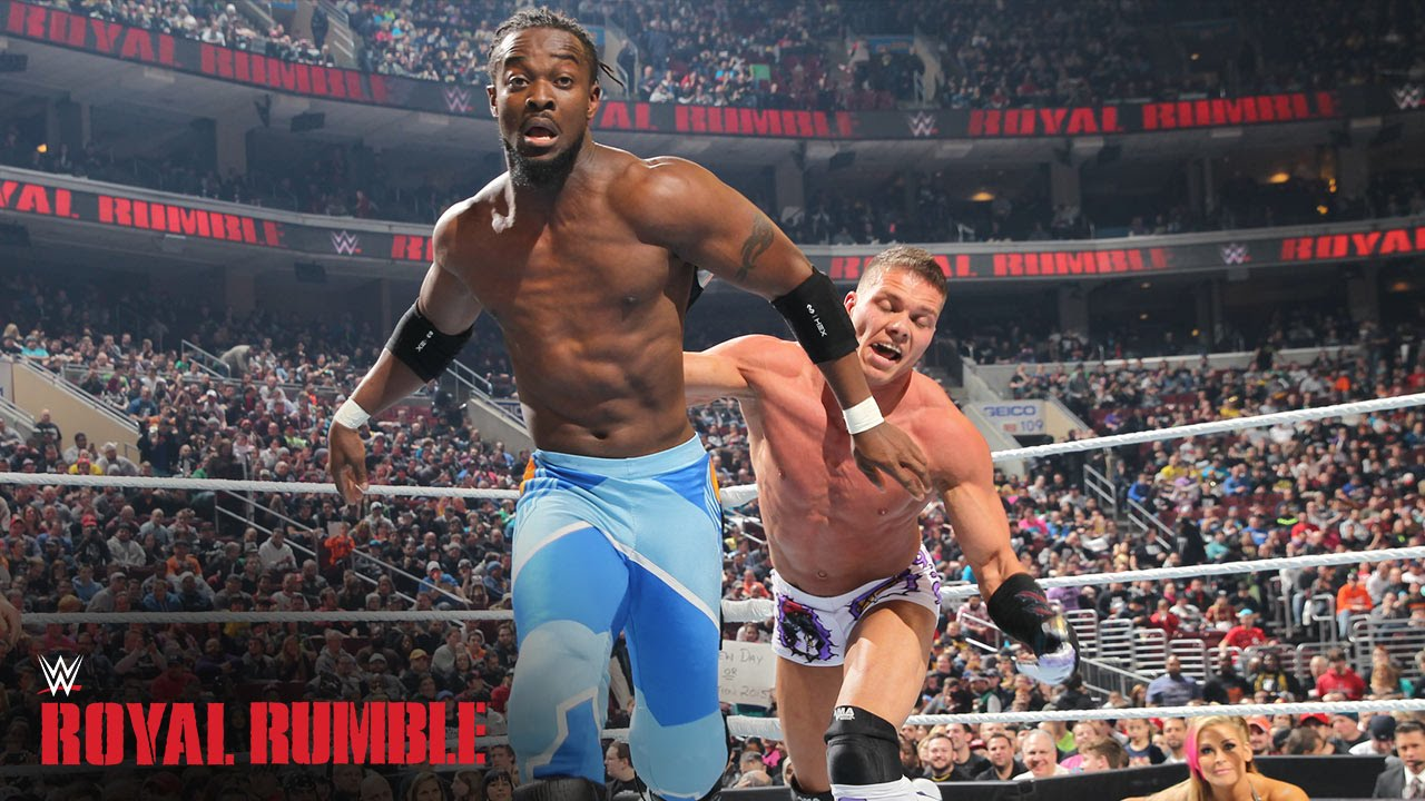 Kofi Kingston - WWE Universe - Official Site