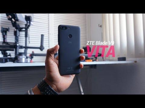 ZTE Blade V9 VITA     Unboxing + Review precio y características