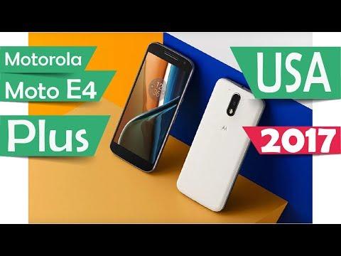 Motorola Moto E4 Plus (USA) - Specs 2017
