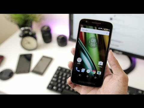 Review Moto E3 Power - Indonesia