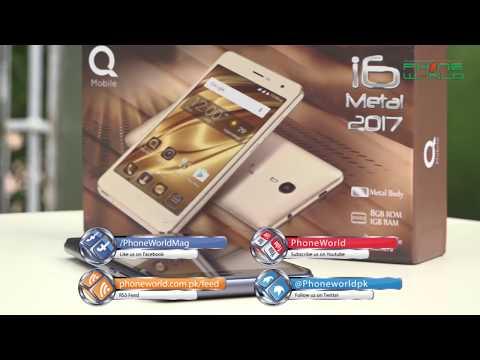 Qmobile i6 Metal   Smart Reviews by PhoneWorld