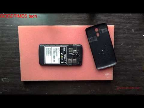 Acer Liquid E700 Smartphone water damage | Solved
