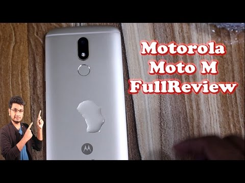 Motorola Moto M Full Review | WaterProof ???