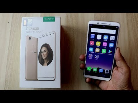 Oppo F5 Youth Unboxing and Review I Hindi