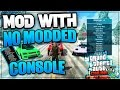 GTA 5 ONLINE PS3: HOW TO GET MOD MENUS W...
