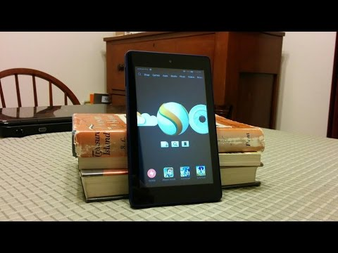 Amazon Fire HD 6:  Full Review