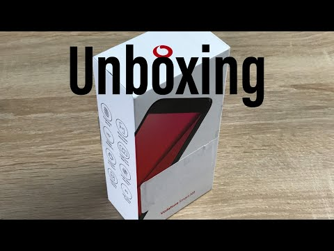 Vodafone Smart N9 Unboxing