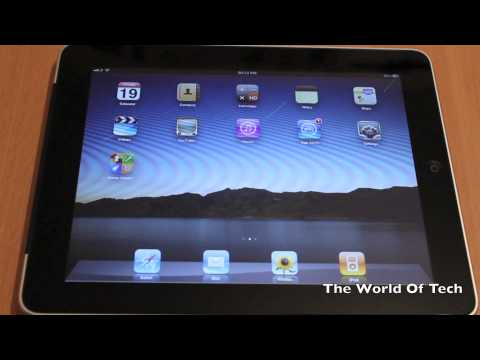Apple iPad 32GB Wifi & 3G Review