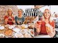 We Tried Turkish Street Food in Istanbul