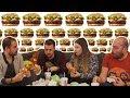 Hamburger Yeme Kapışması - Hesap Öde...