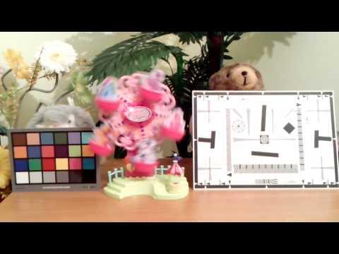 Acer Liquid E1 Indoor Sample Video