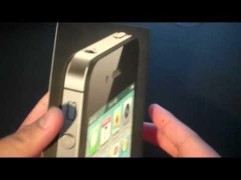 IPhone 4 Unboxing (CDMA)
