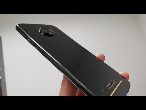 Verizon Motorola Moto Z3 Review (Camera And Audio Samples) On Sale for %50 Off At $240