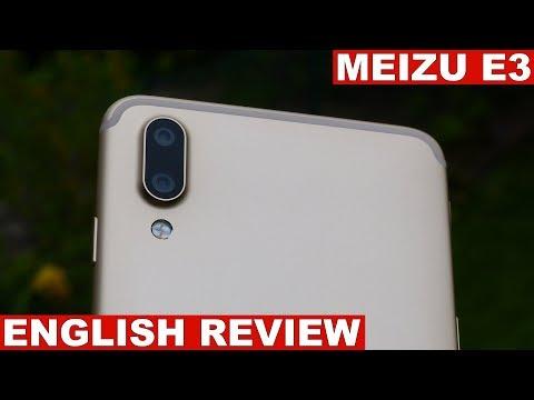 Meizu E3 Review: As good as it looks? (English)
