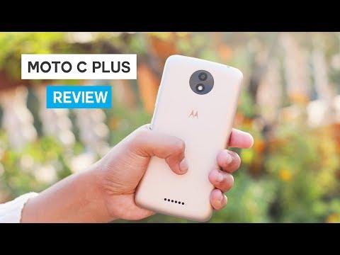 Motorola Moto C Plus Review