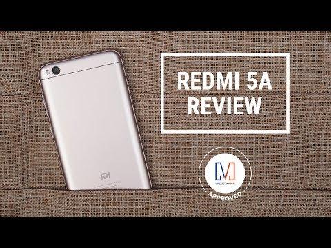 Xiaomi Redmi 5A Review: Best budget smartphone