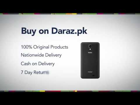 Haier Pursuit G10 Specifications - Daraz.pk