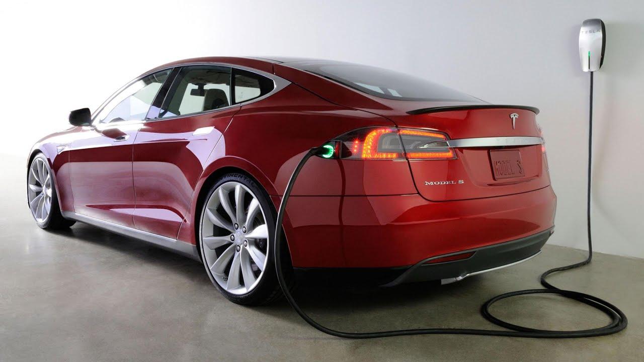 Tesla Model S фото видео цена, характеристики электрокара ...